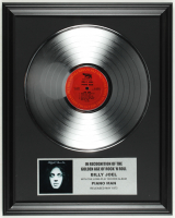 "Billy Joel ""Piano Man"" 16x20 Custom Framed Record Album Display at PristineAuction.com"