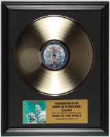 """Queen """"News of the World"""" 16x20 Custom Framed Record Display at PristineAuction.com"""