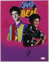 """Dustin Diamond Signed """"Saved by the Bell"""" 11x14 Photo (JSA COA) at PristineAuction.com"""