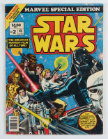 "Vintage 1977 ""Star Wars"" Vol. 1 Issue #2 Marvel Special Edition Comic Book at PristineAuction.com"