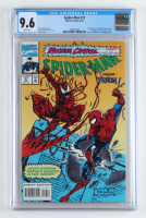 "Vintage 1993 ""The Amazing Spider-Man"" Issue #37 Marvel Comic Book (CGC 9.6) at PristineAuction.com"