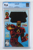 "Vintage 1993 ""Iron Man"" Issue #290 Marvel Comic Book (CGC 9.6) at PristineAuction.com"