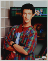 "Dustin Diamond Signed ""Saved by the Bell"" 11x14 Photo (JSA COA) at PristineAuction.com"