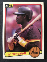 Tony Gwynn 1983 Donruss #598 RC at PristineAuction.com