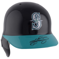 Ken Griffey Jr. Signed Mariners Full-Size Batting Helmet (Fanatics Hologram) at PristineAuction.com