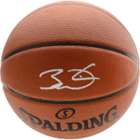 Dwyane Wade Signed Spalding Basketball (Fanatics Hologram) at PristineAuction.com
