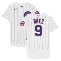 Javier Baez Signed Cubs Jersey (MLB Hologram) at PristineAuction.com