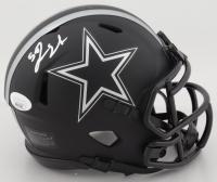 Jaylon Smith Signed Cowboys Eclipse Alternate Speed Mini-Helmet (JSA COA) at PristineAuction.com