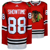 Patrick Kane Signed Blackhawks Jersey (Fanatics Hologram) at PristineAuction.com