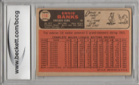 Ernie Banks 1966 Topps #110 (BCCG 6) at PristineAuction.com