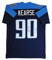 "Jevon Kearse Signed Jersey Inscribed ""The Freak!"" (Beckett COA) at PristineAuction.com"