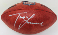 "Trevor Lawrence Signed NFL ""The Duke"" Game Ball Football (Fanatics Hologram) at PristineAuction.com"