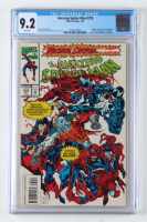 "Vintage 1993 ""Amazing Spider-Man"" Vol. 1 Issue #379 DC Comic Book (CGC 9.2) at PristineAuction.com"
