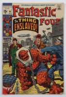 "1969 ""Fantastic Four"" Issue #91 Marvel Comic Book at PristineAuction.com"