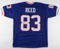 Andre Reed Signed Jersey (Beckett COA) at PristineAuction.com