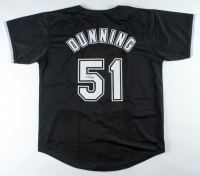 Dane Dunning Signed Jersey (JSA COA) at PristineAuction.com