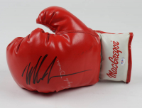Mike Tyson Signed MacGregor Boxing Glove (PSA COA) (See Description) at PristineAuction.com