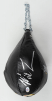Mike Tyson Signed Everlast Boxing Speed Punching Bag (PSA COA) at PristineAuction.com