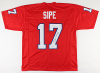 Brian Sipe Signed Jersey (Beckett Hologram) (See Description) at PristineAuction.com
