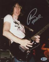 Todd Rundgren Signed 8x10 Photo (Beckett COA) at PristineAuction.com