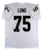 Howie Long Signed Jersey (Beckett COA) at PristineAuction.com