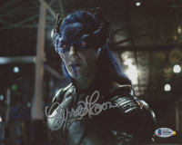"Carrie Coon Signed ""Avengers: Infinity War"" 8x10 Photo (Beckett COA) at PristineAuction.com"