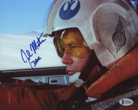 "John Morton Signed ""Star Wars: Episode V – The Empire Strikes Back"" 8x10 Photo Inscribed ""Dak"" (Beckett COA) at PristineAuction.com"