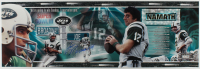 Joe Namath Signed LE Jets 12x36 Poster (Online Authentics Hologram) at PristineAuction.com