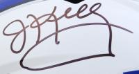 Jim Kelly Signed Bills Full-Size Speed Helmet (Beckett COA) at PristineAuction.com