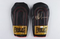 Pair of (2) Mike Tyson Signed Everlast Boxing Gloves (JSA COA) at PristineAuction.com