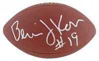 Bernie Kosar Signed NFL Football (Beckett COA) at PristineAuction.com