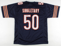Mike Singletary Signed Jersey (Beckett Hologram) at PristineAuction.com
