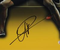 Usain Bolt Signed Team Jamaica 11x14 Photo (Beckett COA) at PristineAuction.com