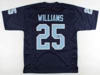 Javonte Williams Signed Jersey (Beckett COA) at PristineAuction.com