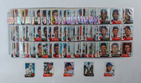 Complete Set of (330) 1991 Topps 1953 Reprint Cards with #82 Mickey Mantle, #244 Willie Mays, #1 Jackie Robinson, #220 Leroy Paige, #104 Yogi Berra at PristineAuction.com