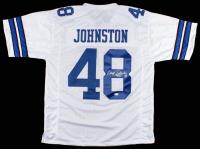 "Daryl ""Moose"" Johnston Signed Jersey (JSA COA) at PristineAuction.com"
