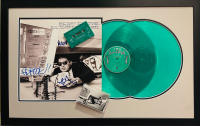 "Mike D, Ad-Rock & MCA Signed Beastie Boys - ""Ill Communication"" 19x30 Custom Framed Album Display (JSA LOA) at PristineAuction.com"