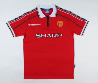 Ryan Giggs Signed Manchester United F.C. Jersey (Beckett COA) at PristineAuction.com