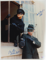 "Van Williams Signed ""The Green Hornet"" 11x14 Photo Inscribed ""The Green Hornet"" & ""My Friend Bruce Lee as 'Kato'"" (PSA COA) at PristineAuction.com"