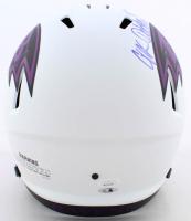 J. K. Dobbins Signed Ravens Full-Size Lunar Eclipse Alternate Speed Helmet (JSA COA & Dobbins Hologram) at PristineAuction.com