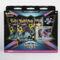 Pokémon Trading Card Game: Shining Fates Mad Party Pin Collection – Galarian Mr. Rime at PristineAuction.com