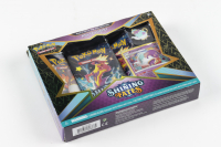 Pokemon Trading Card Game: Shining Fates Mad Party Pin Collection – Polteageist at PristineAuction.com