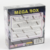 2019 / 20 Panini Illusions Basketball Mega Box of (10) Packs at PristineAuction.com