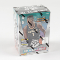 2019-20 Panini Mosaic Basketball Blaster Box with (8) Packs (See Description) at PristineAuction.com