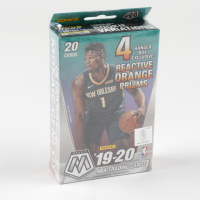 2019 / 20 Panini Mosaic Basketball Hanger Box with (20) Cards at PristineAuction.com