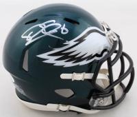 Donovan McNabb Signed Eagles Speed Mini-Helmet (JSA COA) at PristineAuction.com