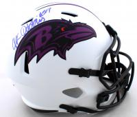 J.K. Dobbins Signed Ravens Full-Size Lunar Eclipse Alternate Speed Helmet (JSA COA & Dobbins Hologram) at PristineAuction.com
