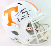 Jason Witten Signed Tennessee Volunteers Full-Size Speed Helmet (Beckett COA) at PristineAuction.com