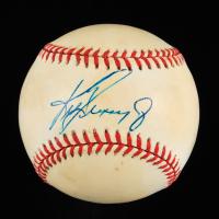 Ken Griffey Jr. Signed OAL Baseball (Beckett COA) at PristineAuction.com