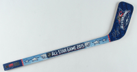 Patrice Bergeron Signed 2015 NHL All-Star Game Mini Hockey Stick (Bergeron COA) at PristineAuction.com